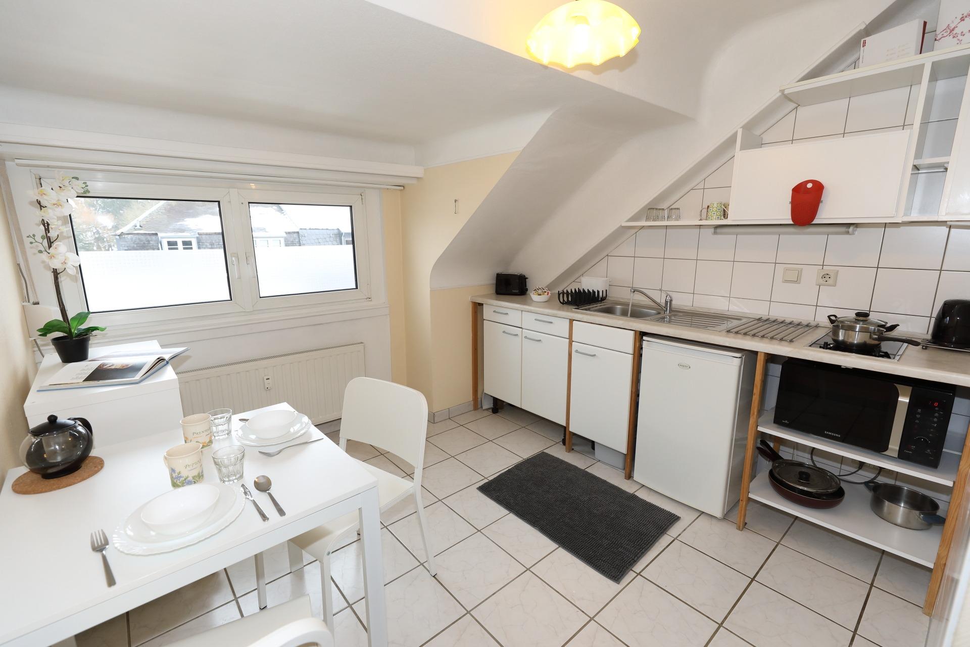 1 bedroom apartment in Cessange