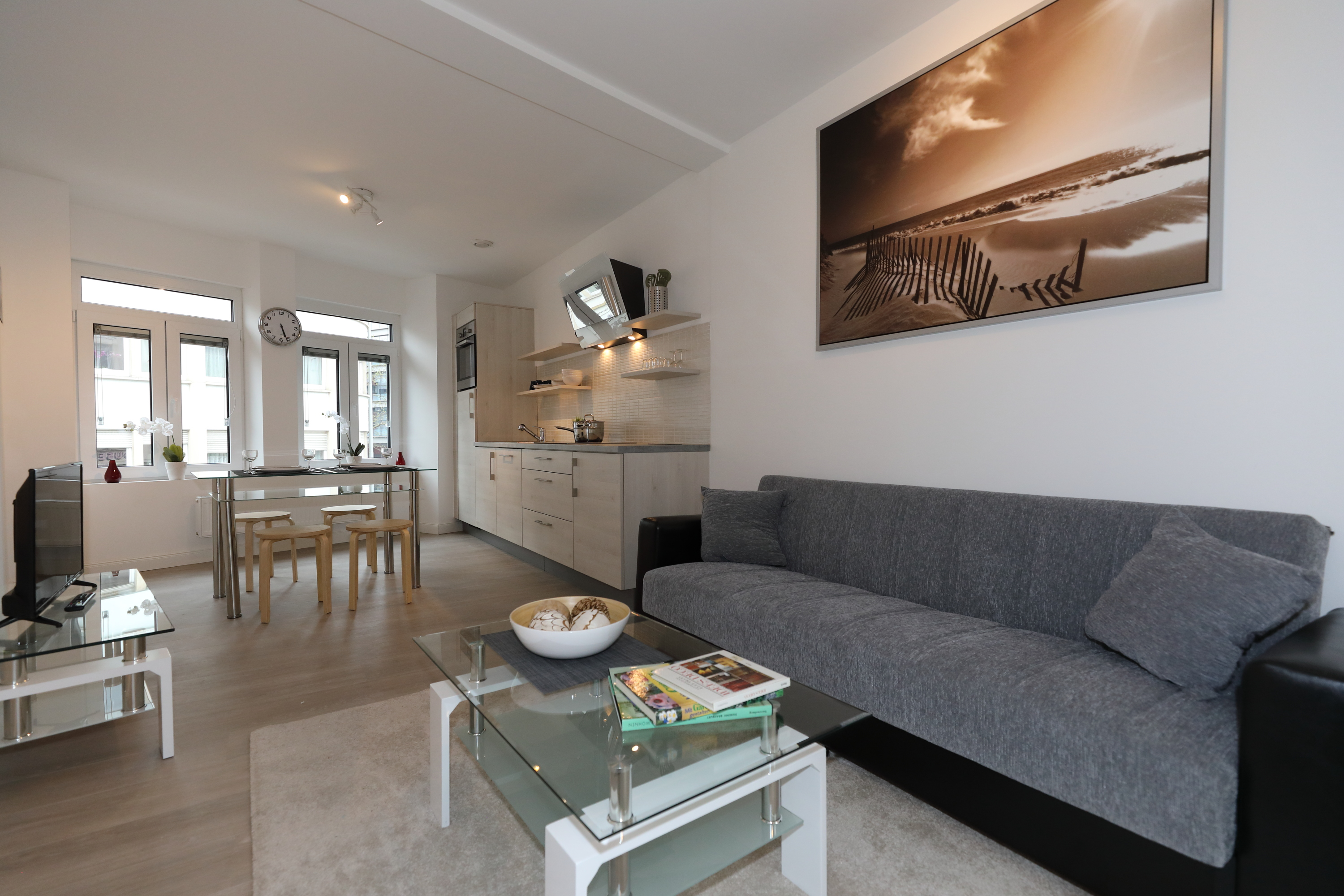 Large apartment in Luxembourg-Bonnevoie