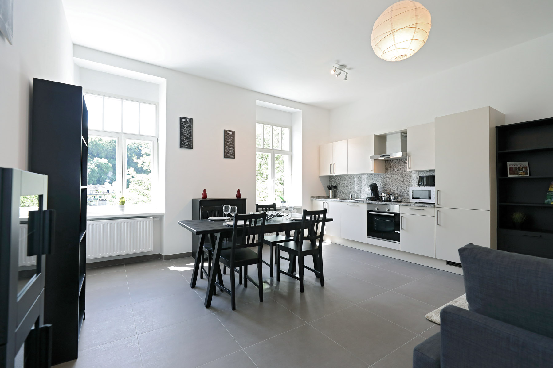 Beautiful 1 bedroom apartment in Luxembourg-Pulvermuehle