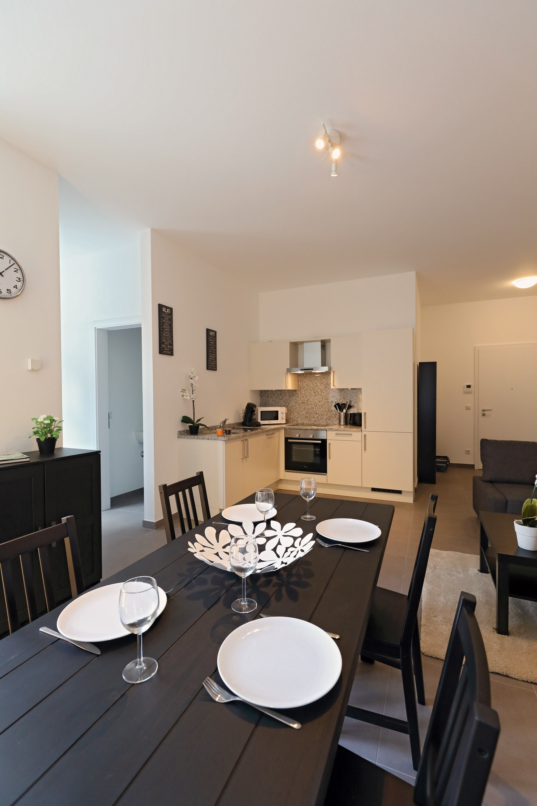 Great 1-bedroom apartment in Luxembourg-Pulvermuehle