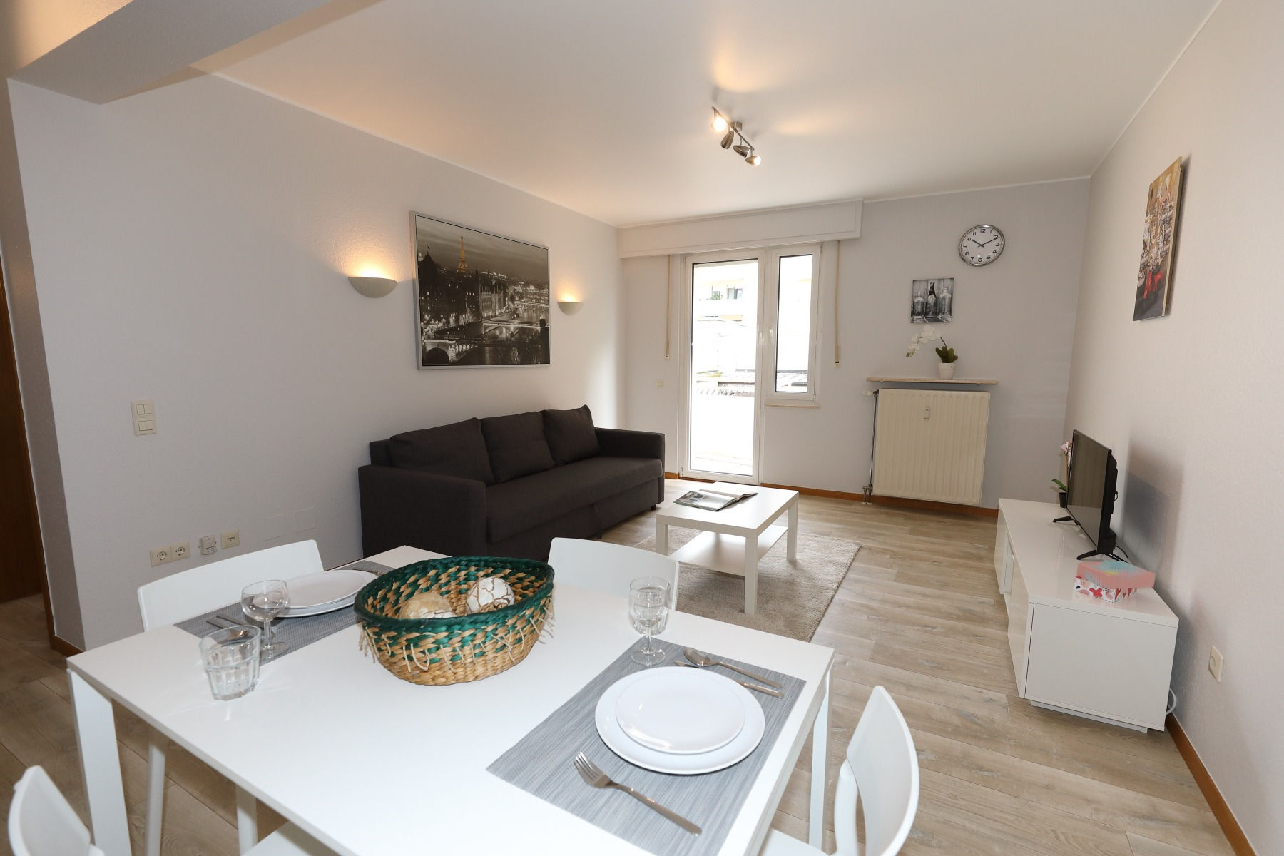 Spacious apartment with balcony in Limpertsberg – HUG 22