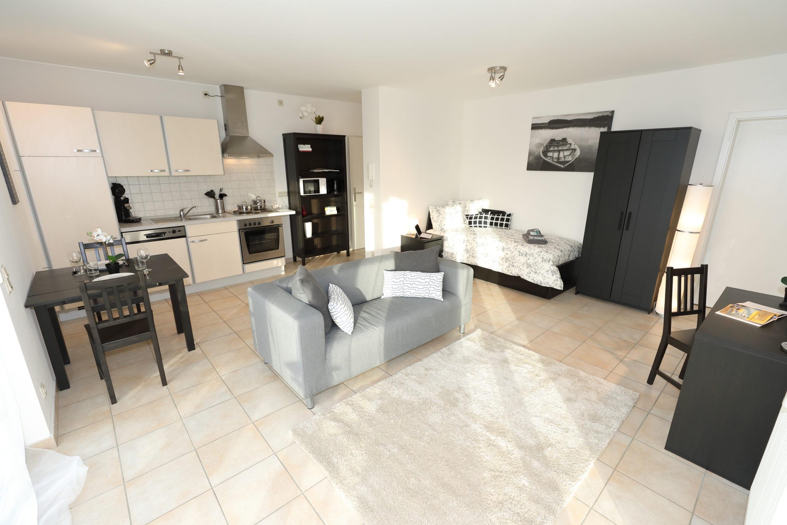 Quiet apartment in Neudorf – HEED