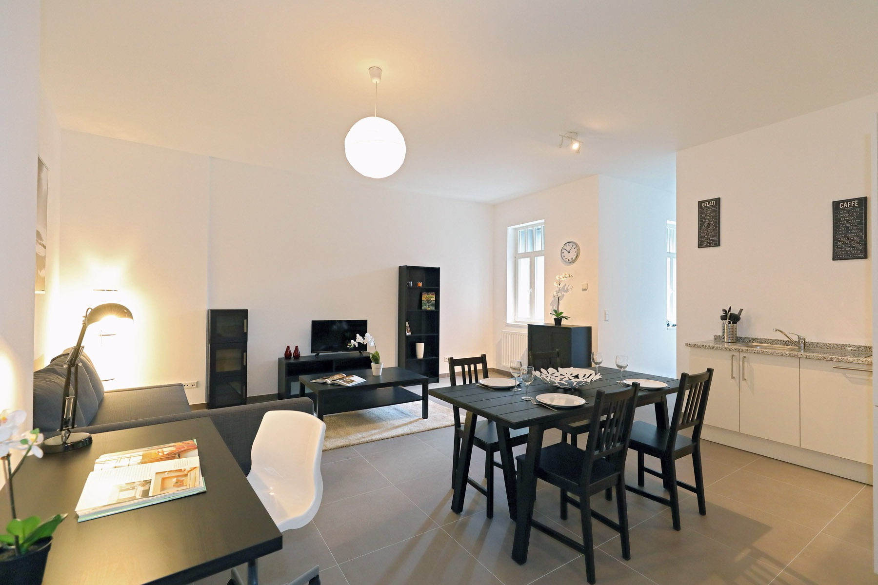 Bright apartment in Luxembourg-Pulvermuehle (VIL 21)