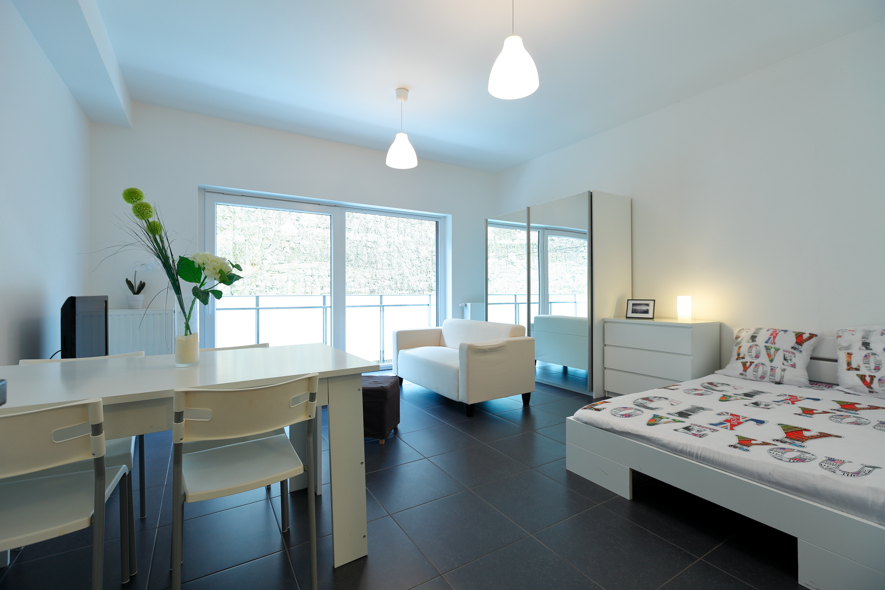 Modern and stylish flat in Luxembourg-Rollingergrund – IWA 23