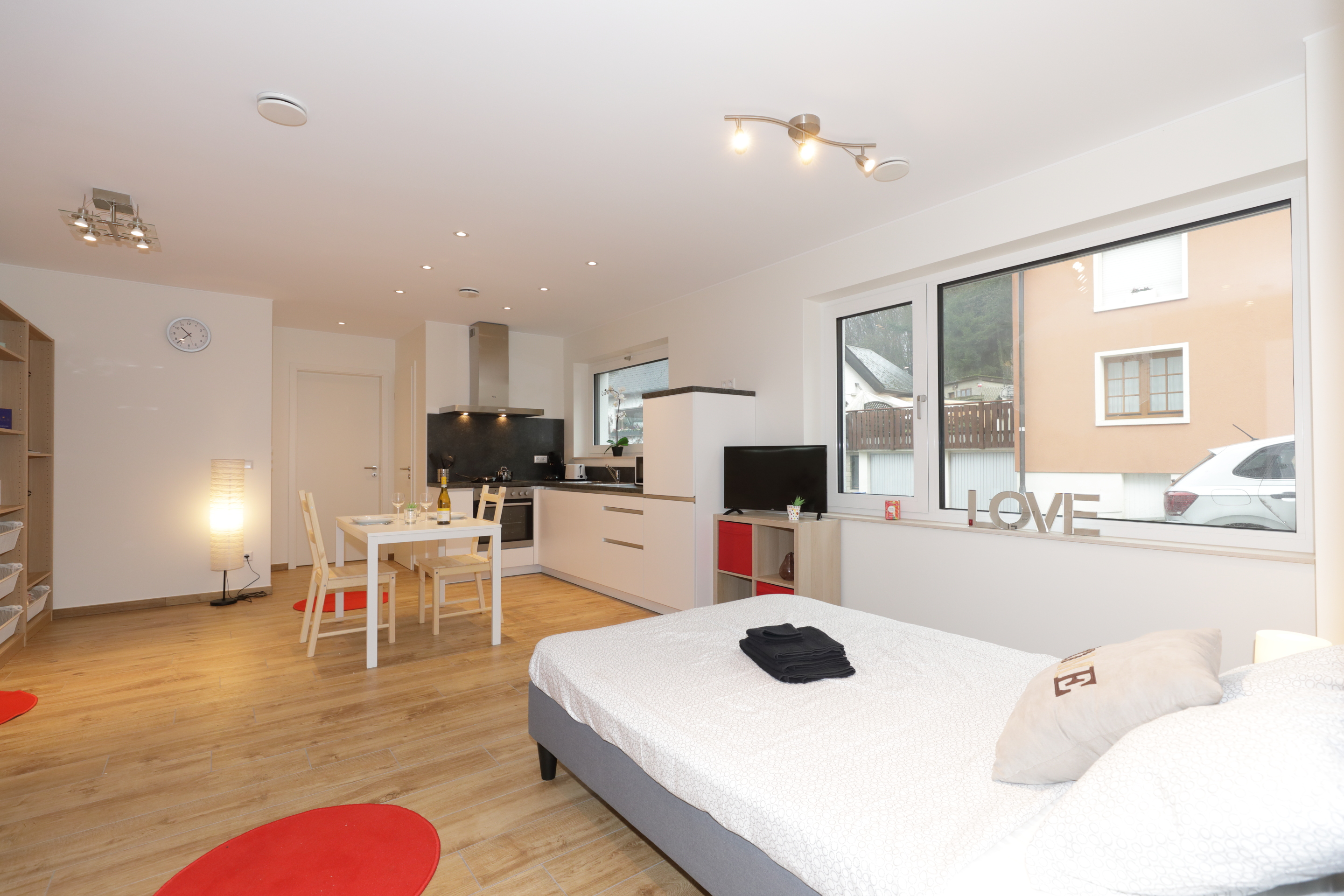 Modern and cozy flat in Luxembourg-DOMMELDANGE- PIL 52